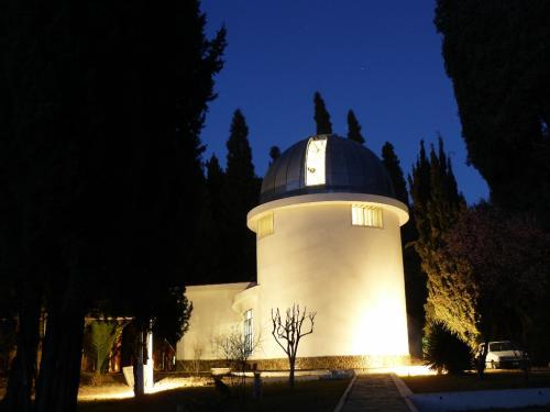 Inician las visitas al Observatorio Astronómico Félix Aguilar