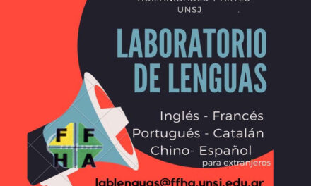 Laboratorio de Lenguas: inscripciones 2019
