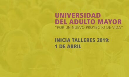 La Universidad del Adulto Mayor inicia sus talleres