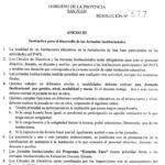 <h6>Resolución 577</h6> Formación Situada: Cómo será la participación de los docentes a la segunda jornada de capacitación
