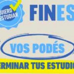 Plan FinEs: requisitos para terminar la primaria o la secundaria