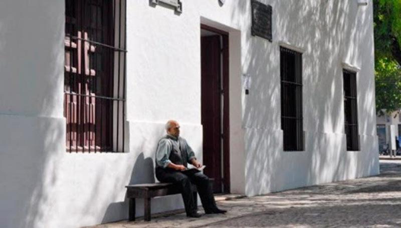 El Museo y Biblioteca Casa Natal de Sarmiento permanecerá cerrado al público