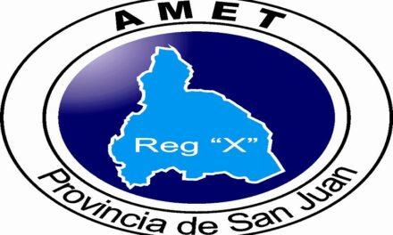AMET solicitó al Ministro De Los Rios la creación de un Comité de Crisis Educativa