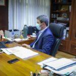 Trotta convocó a San Juan a integrar el Consejo Asesor de Planificación de Regreso Presencial a Clases
